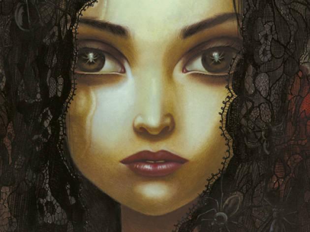 Carmen by Benjamin Lacombe