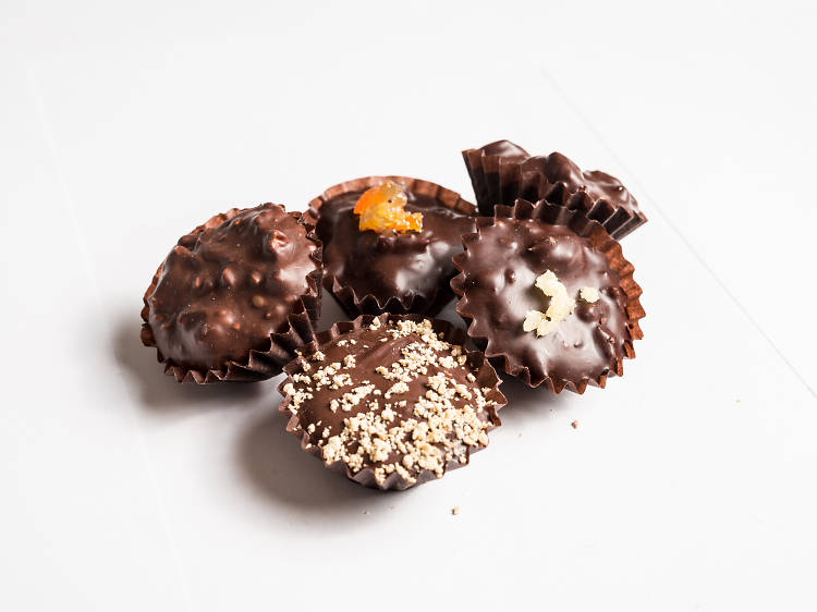 As melhores chocolatarias em Lisboa