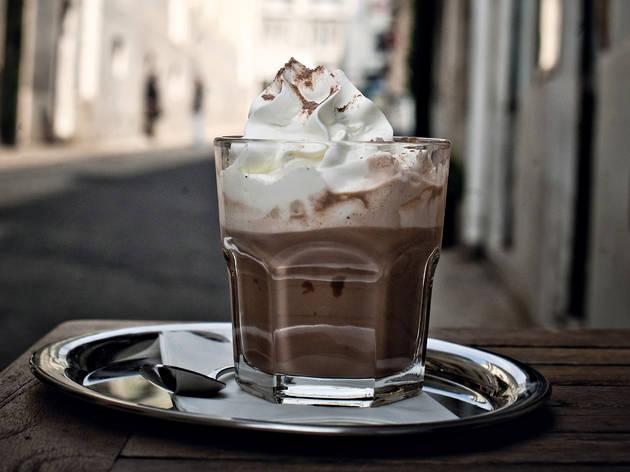 Kaffeehaus - Chocolate Quente