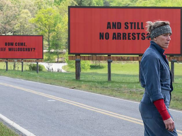 Cinema a la fresca a l'Illa Diagonal 2018: Three Billboards Outside Ebbing, Missouri