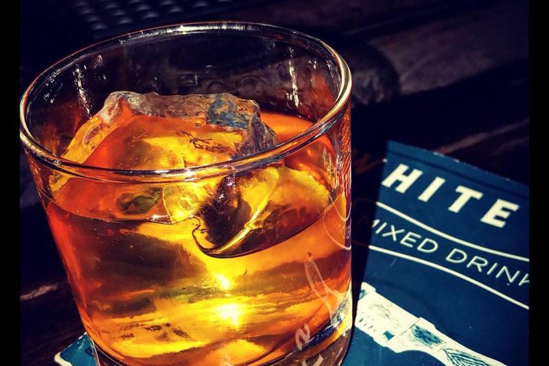 Cocktails at White Cap