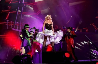 Britney Spears + Joe Jonas