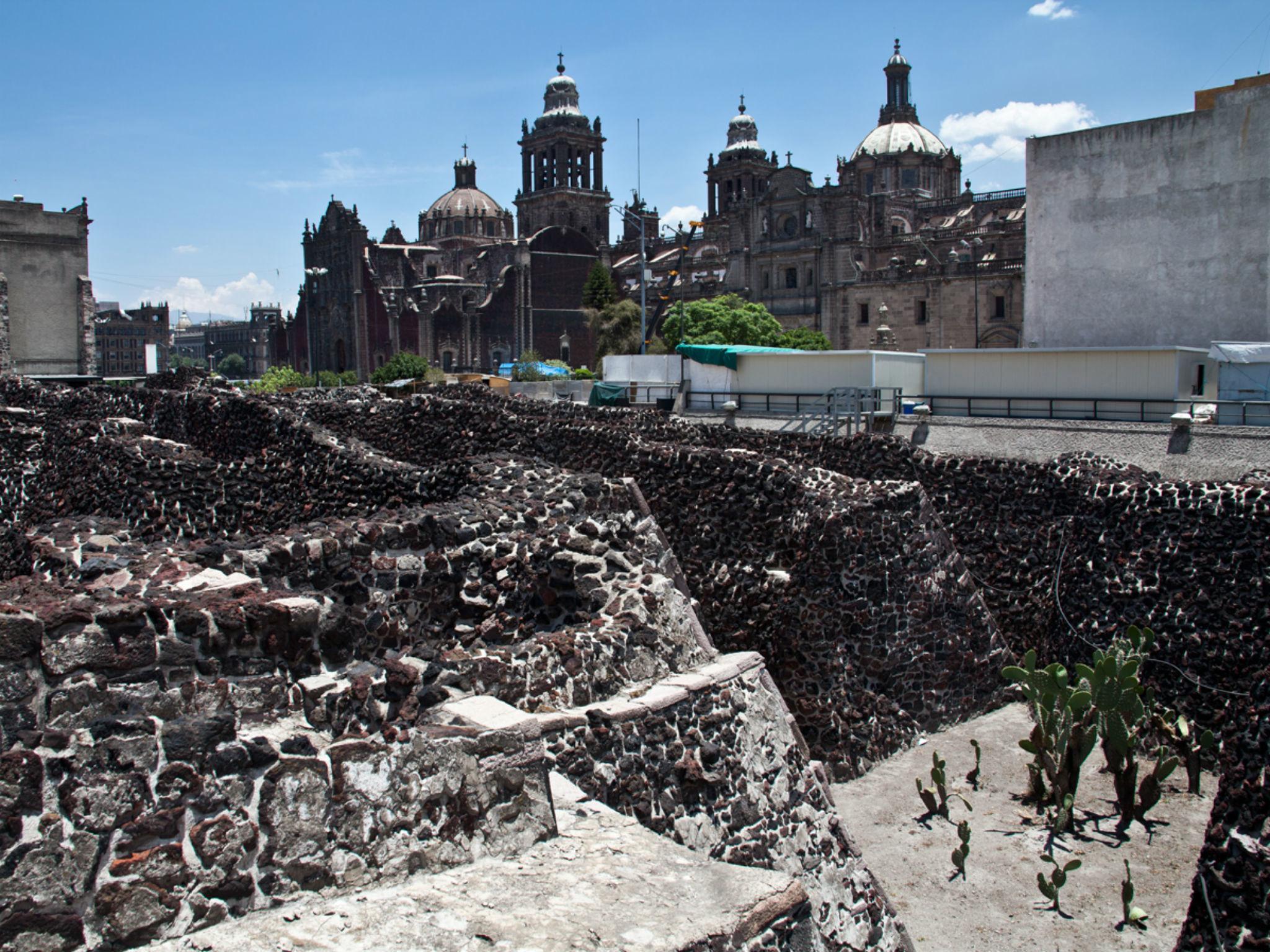 Templo Mayor, museo y zona arqueológica
