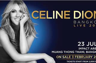 Celine Dion Bangkok