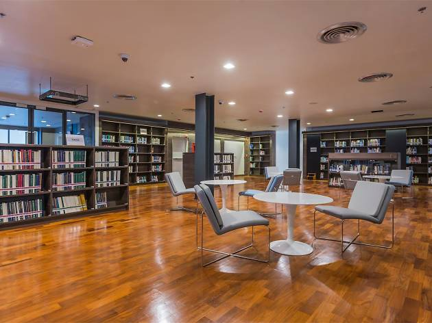 Bank of Thailand Library