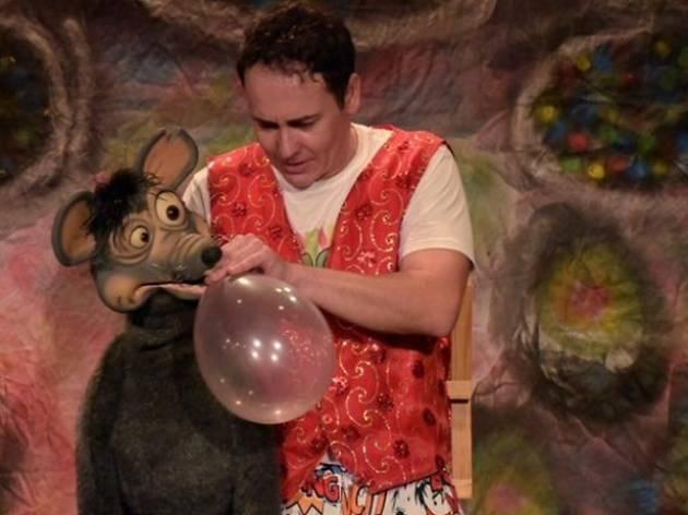 Magia divertida para niños
