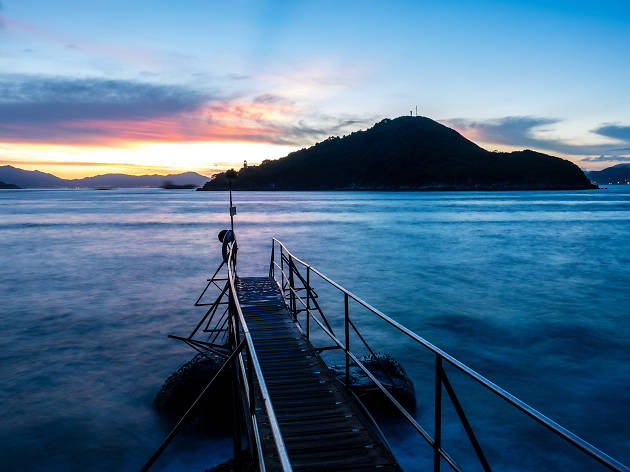 Best places to catch sunsets in Hong Kong