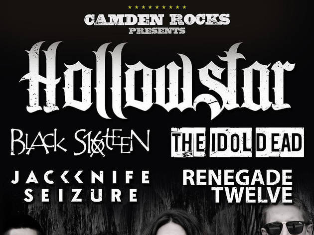 Camden Rocks Presents Hollowstar & More
