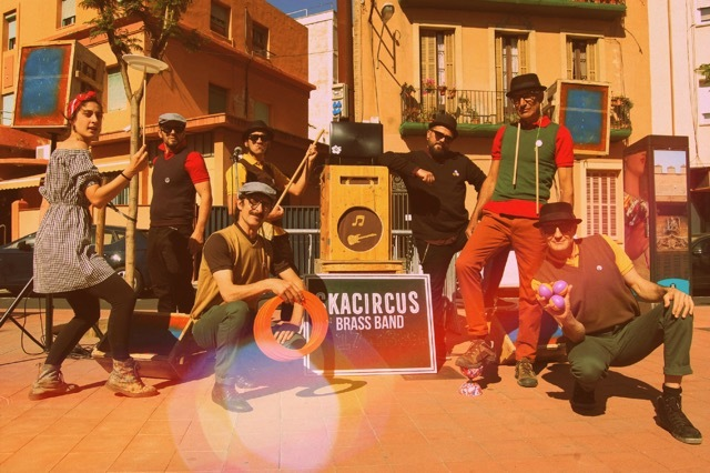 Ska Circus Brass Band