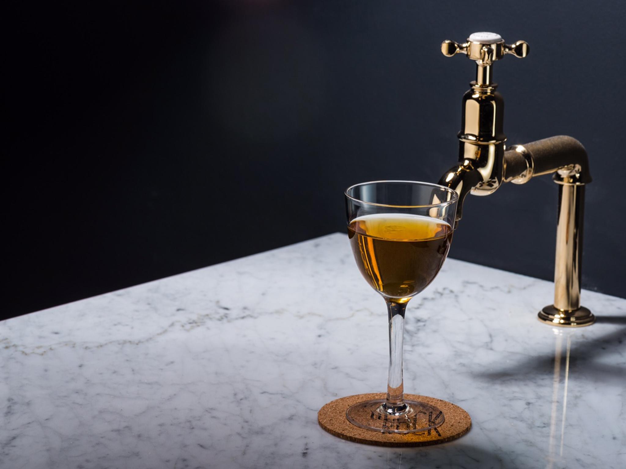 black rock, whisky bars in london