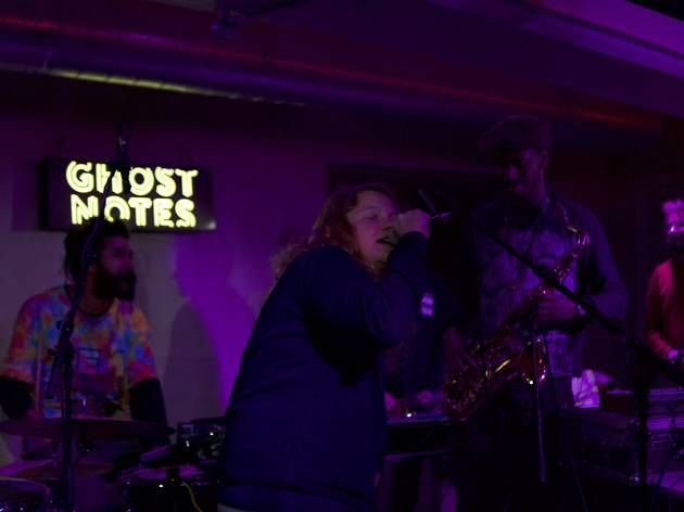 Kate Tempest, Ghost Notes, Peckham, Time Out, London