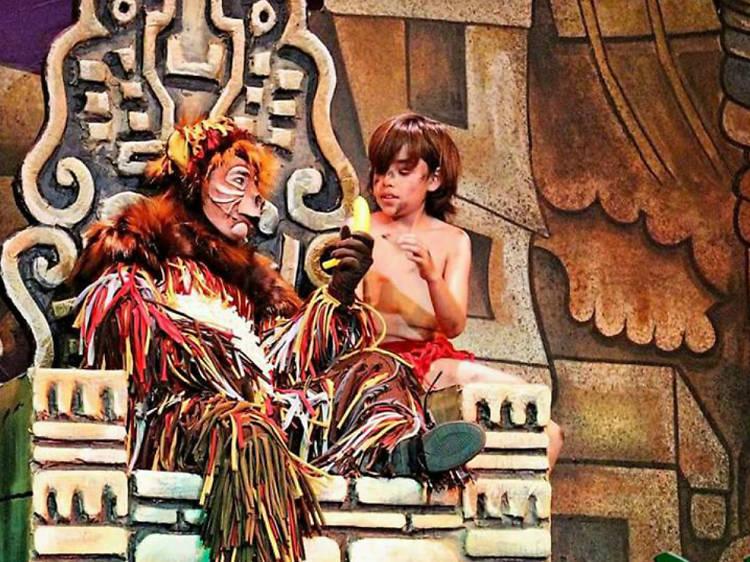 El libro de la selva. La aventura de Mowgli ¡en streaming!