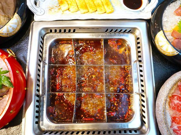 Chongqing Liuyishou Hotpot, 重慶劉一手火鍋