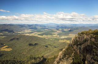 Echo Point Lookout - Mt Buffalo National Park