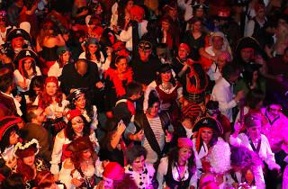 Baile de máscaras del Círculo de Bellas Artes