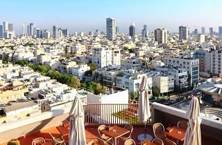 Tel Aviv landscape
