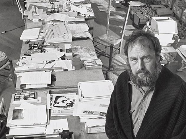 Harald Szeemann: Museum of Obsessions
