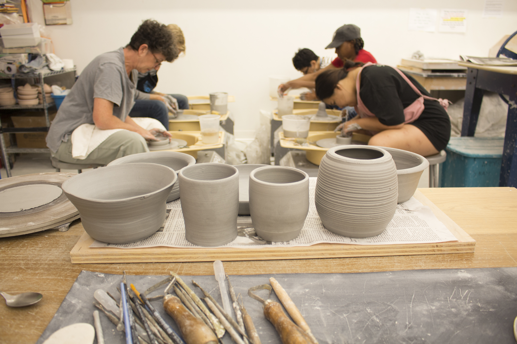 8 Pottery Classes In Nyc For All Skill Levels