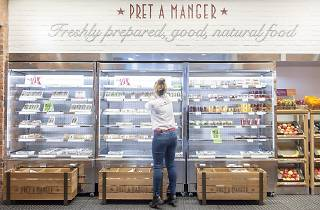 Most Googled: how many Pret a Mangers are there in London?