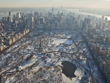 NYC is getting another blanket of snow this week