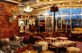 The Lodge at STK