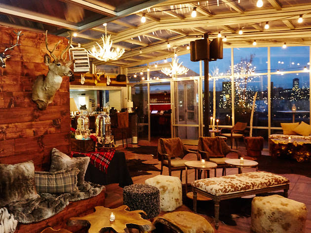 The 16 best NYC rooftop bars open during the winter