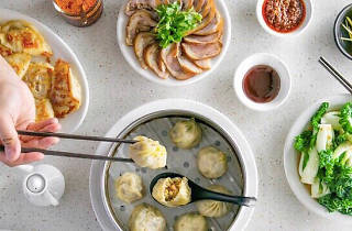 Mason's Dumpling Shop in Highland Park