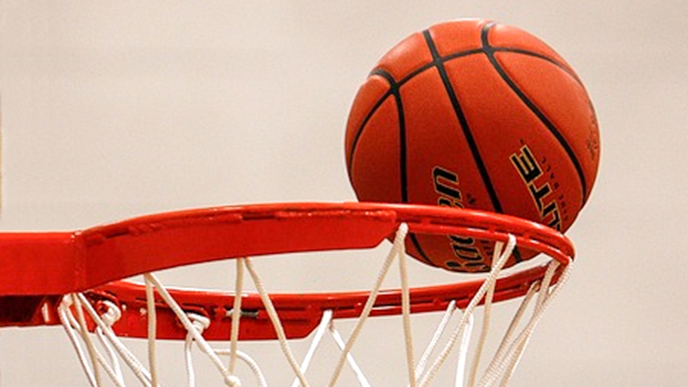 Generic basketball image for High School Musical