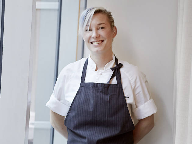 Interview: chef Emma Bengtsson of two-Michelin-starred Aquavit in NYC