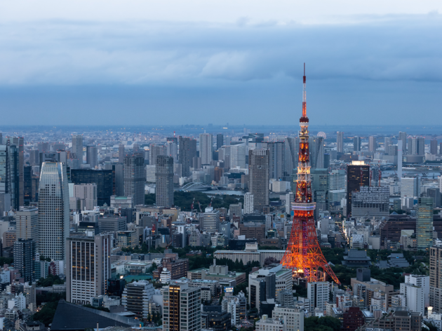 Tokyo Tower from Roppongi Hills | Time Out Tokyo