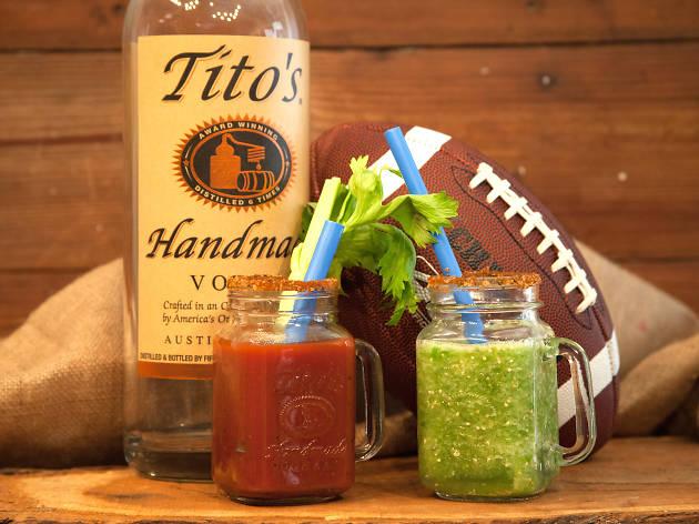 Tito's Vodka Super Bowl