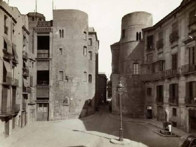 Les muralles de Barcelona