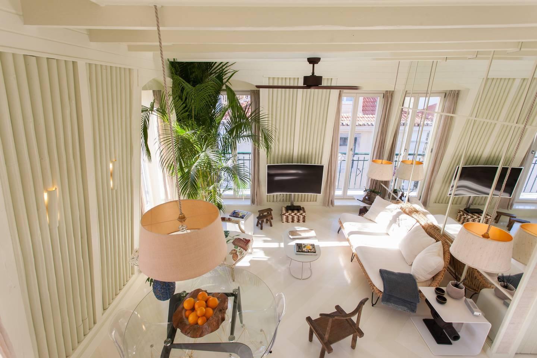 Airbnb Lisbon, Luxury loft