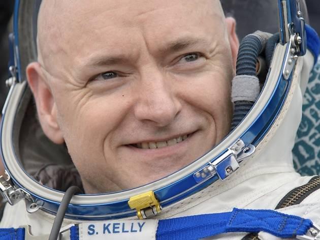 Scott Kelly. Un año en el espacio