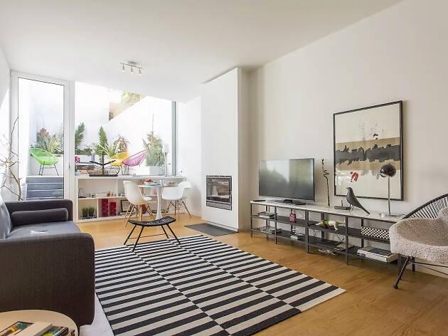 Airbnb Lisbon, Avenida da Liberdade