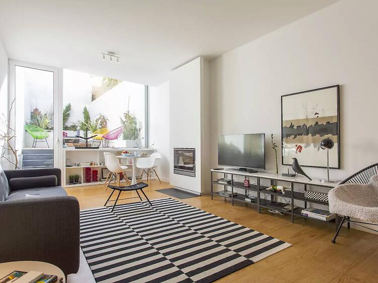 Designer flat, Avenida da Liberdade
