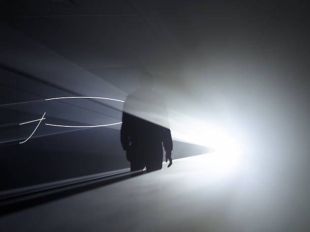 """Anthony McCall: Solid Light Works"""