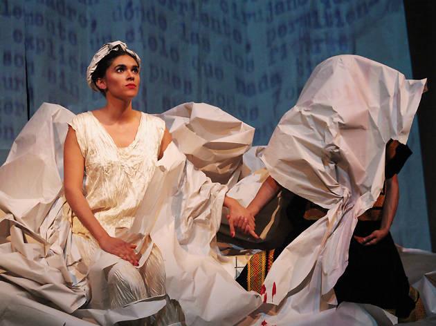 Las cartas de Frida, ópera de toilette