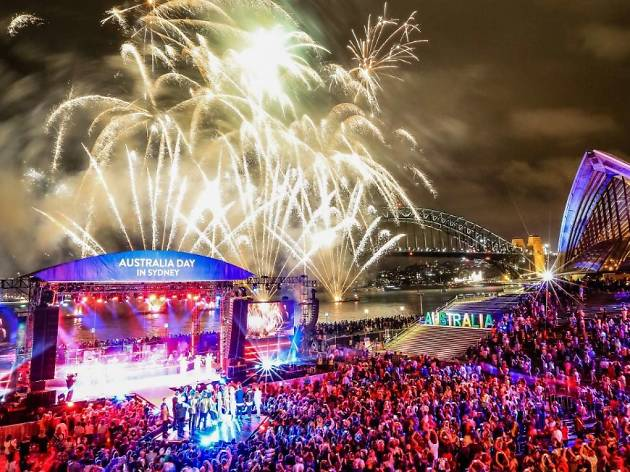 Australia Day Live at the Opera House