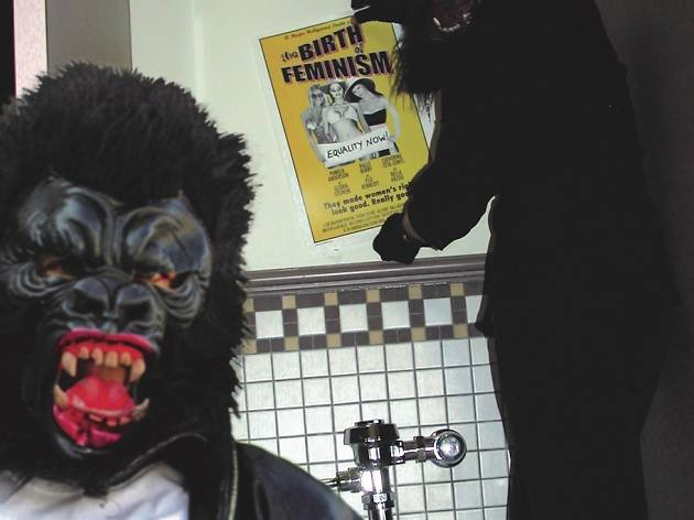 """Not Ready to Make Nice: Guerrilla Girls in the Artworld and Beyond"""