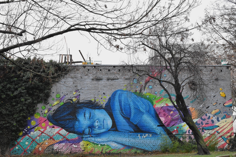 A street art tour of Zagreb