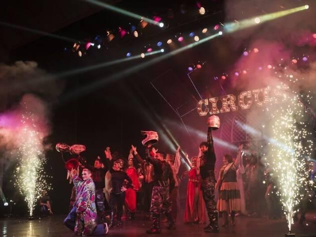 'Cirque Berserk' 2018