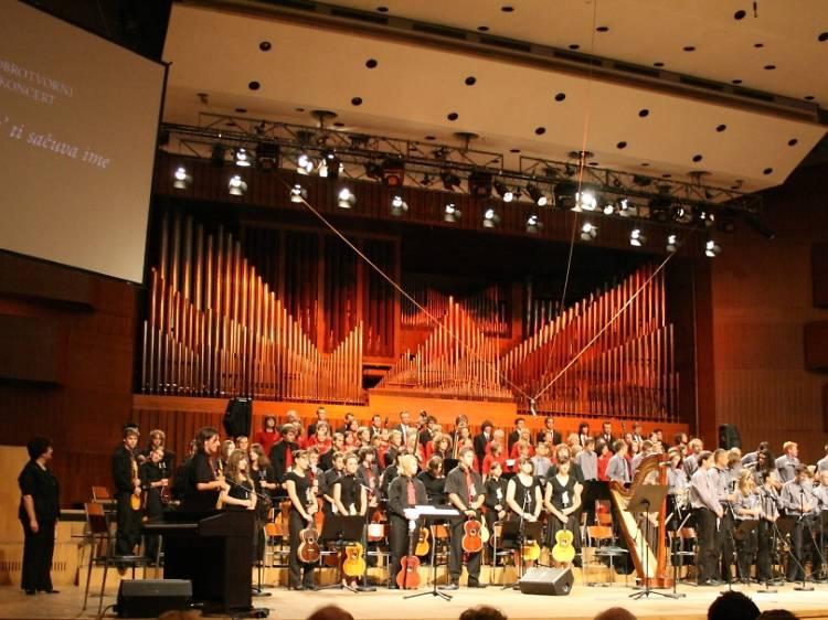 Lisinski Concert Hall