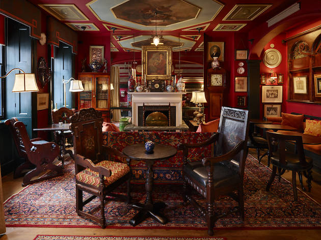 seymour's parlour, best bars for a date in london