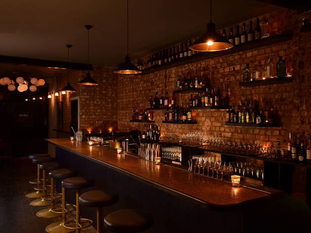 coupette, best bars for a date in london