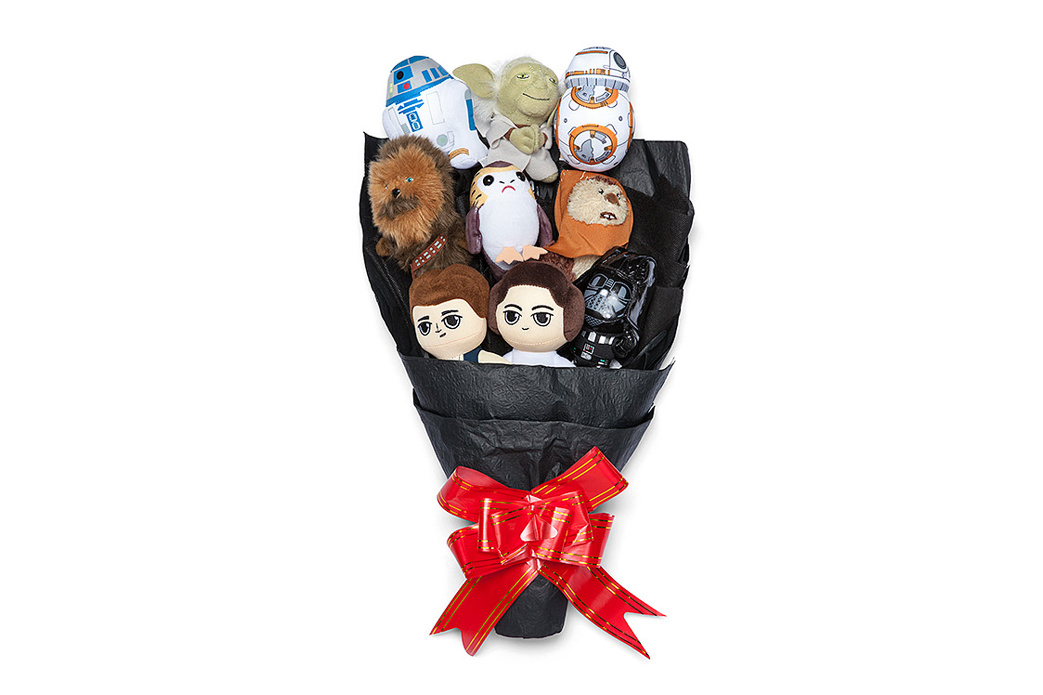 Star Wars Plush Bouquet 3.0