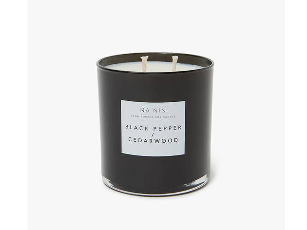 Na Nin Black Pepper and Cedarwood Candle