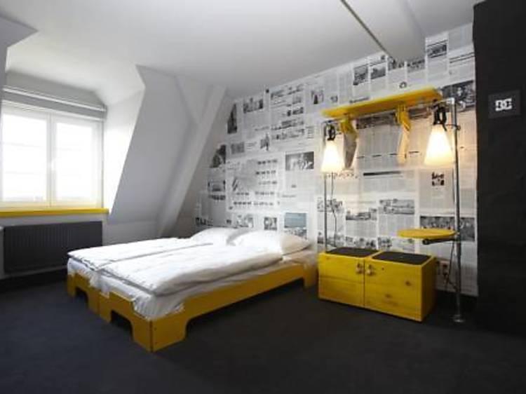 Hostel Superbude Hamburg St. Pauli