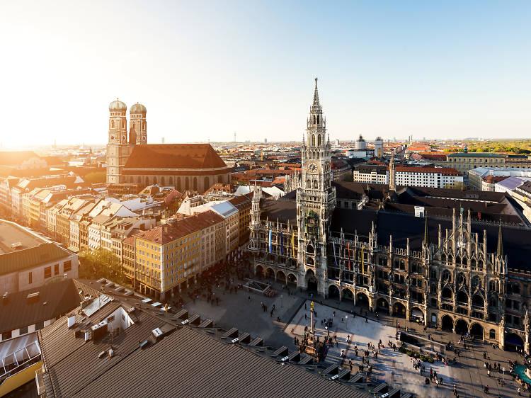 Nove experiências obrigatórias em Munique