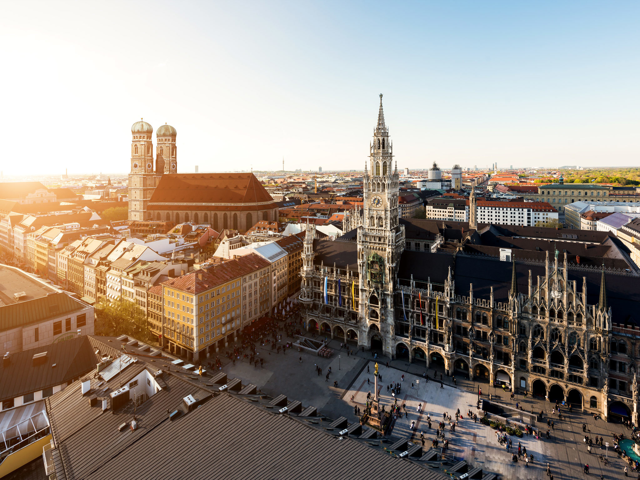 Your essential guide to where to stay in Munich